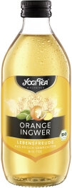 Yogi Tea Bio Orange Basilikum 330ml