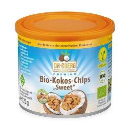 Dr. Goerg Premium Bio Kokos-Chips Sweet 125g