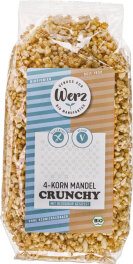 Werz 4-Korn-Mandel-Crunchy 250g