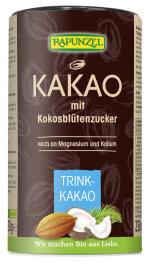 Rapunzel Bio Kakao Mit Kokosblütenzucker 250g