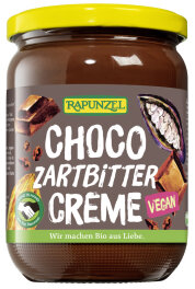 Rapunzel Choco Zartbitter Schokoaufstrich Bio 500g