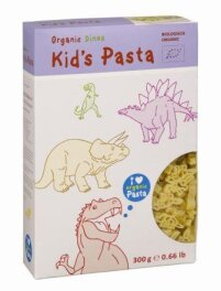 ALB-GOLD Kid´s Pasta Dinos 300g Bio